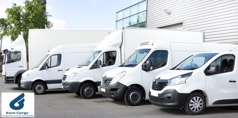 Transporte en Europa por furgoneta